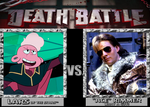 Death Battle: Lars of the Stars vs. Ace Rimmer by TFSyndicate