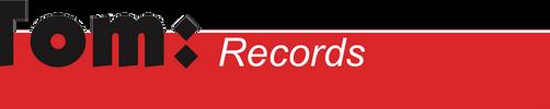 Tom: Records logo by TFSyndicate
