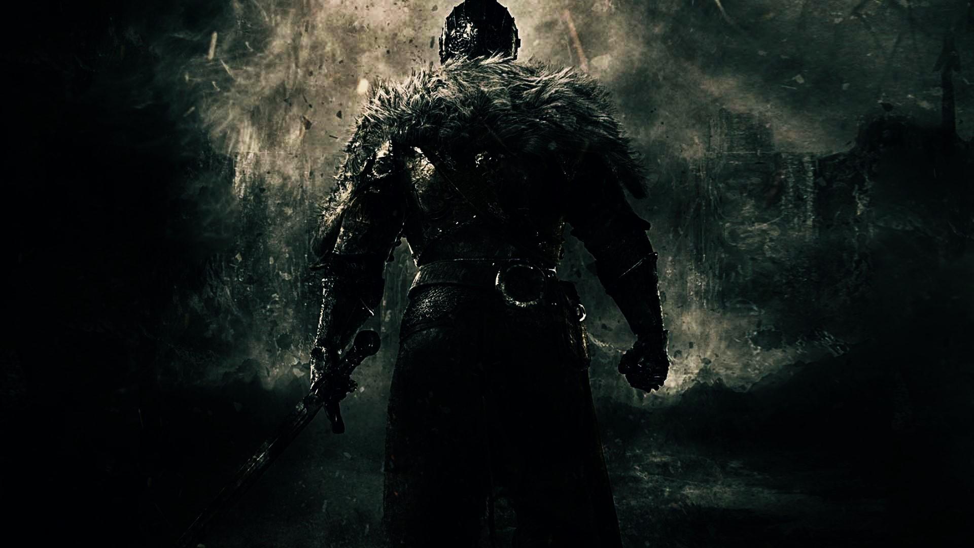 Dark Souls 2 Wallpaper: Dark Souls 2 Box Art Wallpaper Edit By RPG247 On DeviantArt