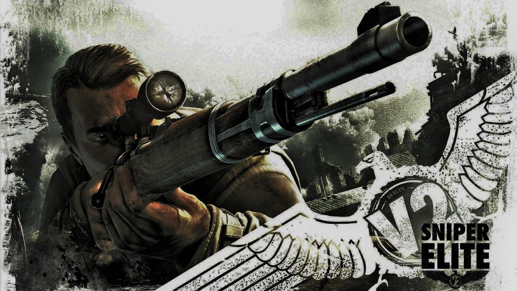 Download Game Sniper Elite V2 Full Version PC
