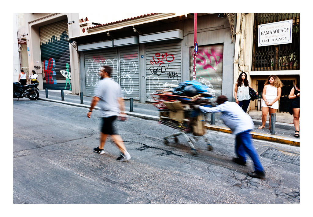 Athens, Aug 2015 (color) # 2 by thelizardking25