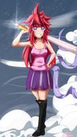 V's MMO Character  [Luna]