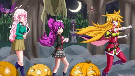 Happy (Belated) Halloween!!!