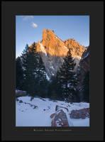 Canyon Morning by yenom