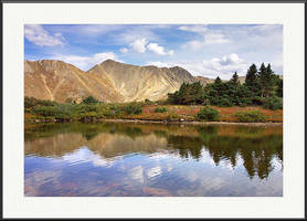 Reflections at 10000 ft by yenom