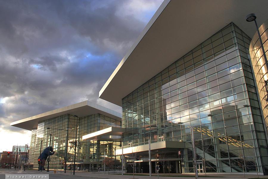 Denver convention center ii by yenom on deviantart for Craft show denver convention center