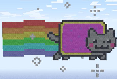 Unicorn Pixel Art Minecraft Www Picturesso Com