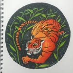 TigerInk by canergurcan