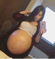 Pregnant 128 by BosephJose