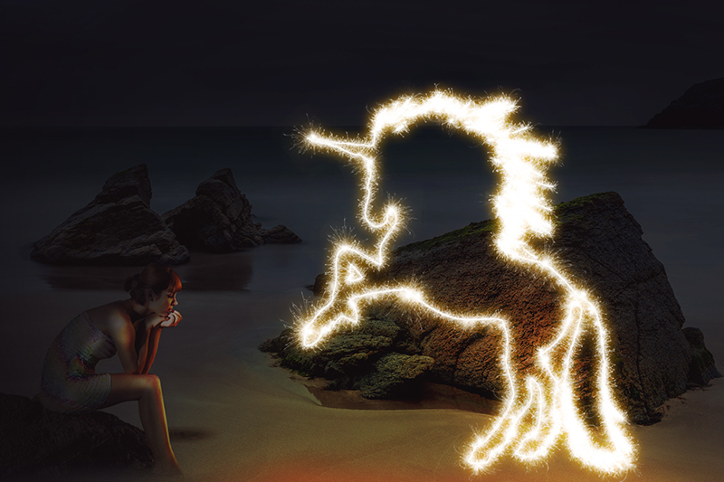 Firework, Sparks. Tutorial