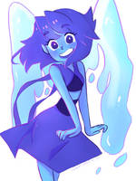 Lapis Lazuli by wishkoi