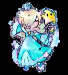 Rosalina sticker