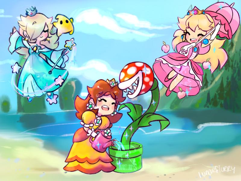 Princess Party by wishkoi