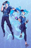 Mystic by wishkoi