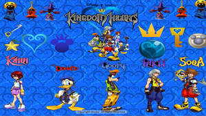 Kingdom Hearts by gameover576
