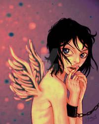 fade angel by Nikiu