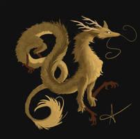 Lucky Dragon by JAEneth