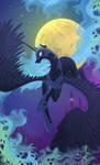 Nightmare Moooon by JAEneth