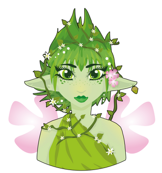 Forest Fairy by wani