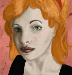 Portrait by wani