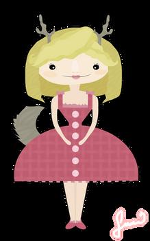 Miss Deer Wolf