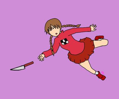 Flying Madotsuki by Nek0Nerd0