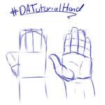#DATutorialHand