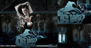 DJ GWIZ Myspace by themediaknight