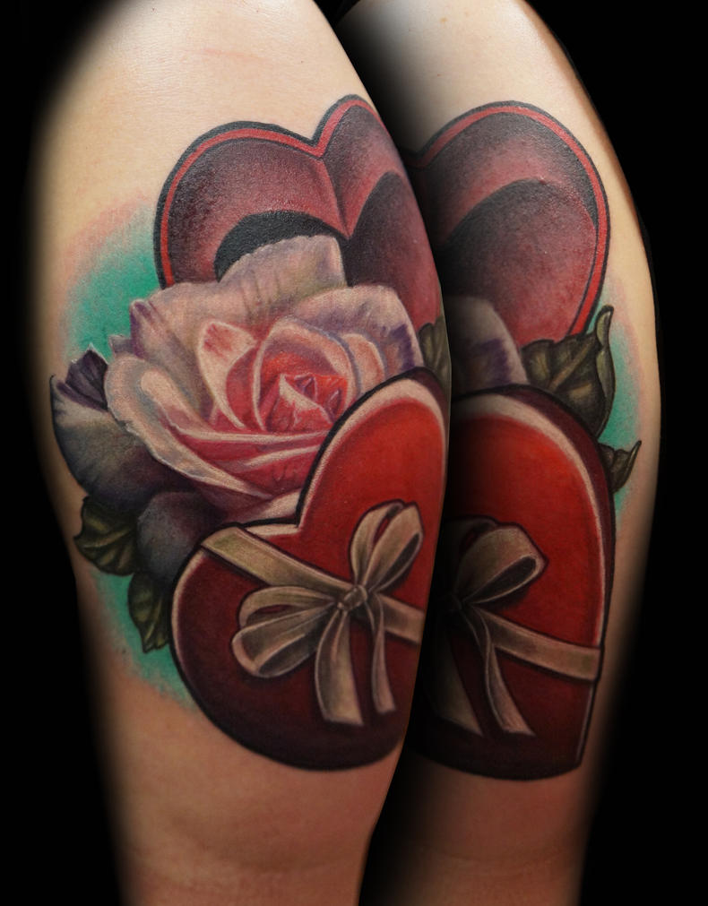 Heartbox by DREIII