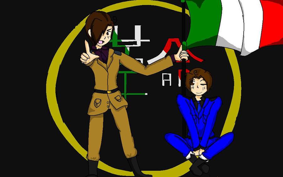 APH-italian revolution by KohakuFox on DeviantArt