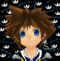 Sora by cyandreamer