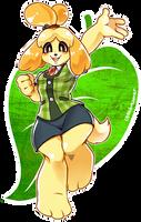 Isabelle by cyandreamer