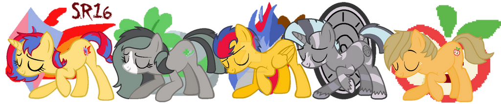 The Royal Guards by SuperRosey16