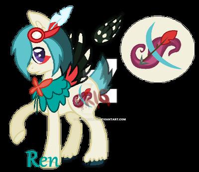 Ren by SuperRosey16