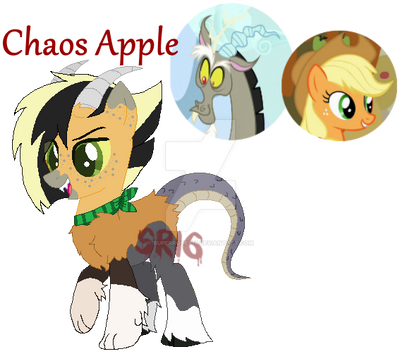 Chaos Apple by SuperRosey16