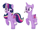 American Quarter Twilight Sparkle