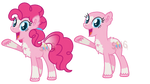 Curly Pinkie Pie