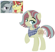 flim x Marble pie for ArtisanHeart by SuperRosey16