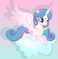 Princess Flurry Heart by SuperRosey16