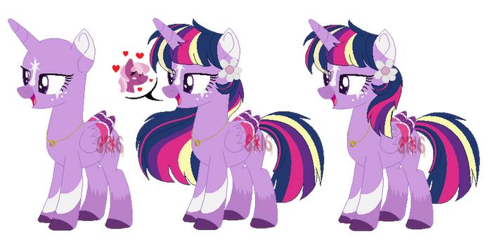 Nerdy horse by SuperRosey16