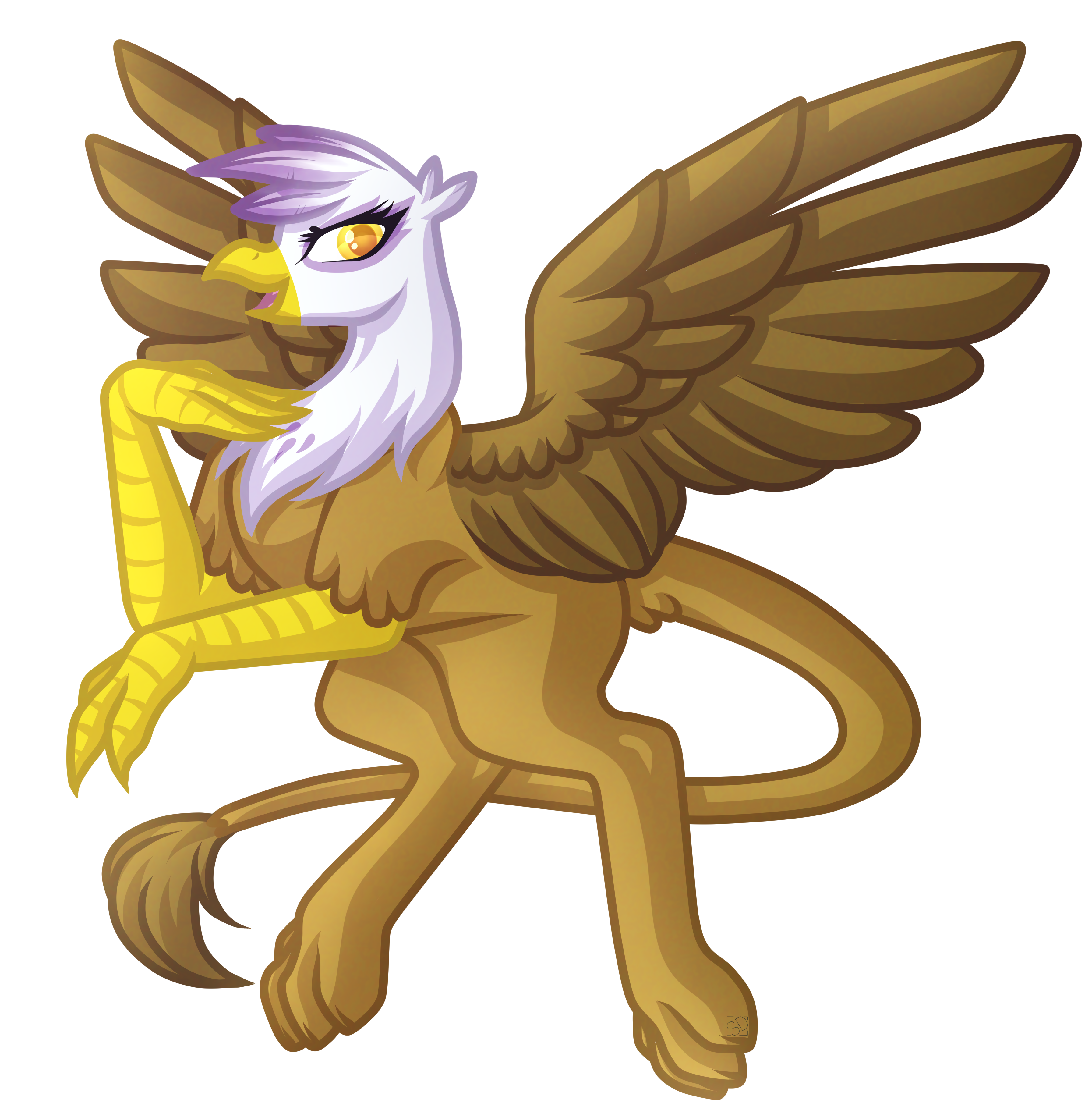 Request gilda the griffin by amazing artsong on deviantart for The griffin