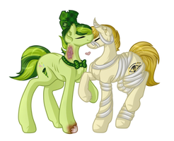 .:Prize:. Saturday and Khutu by Amazing-ArtSong