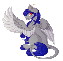 .:Patreon Reward:. Capricorn by Amazing-ArtSong