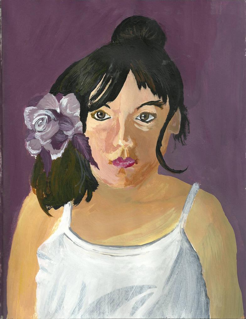 Liz Self-Portrait