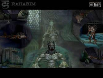 Soul Reaver - Rahabim by Wilco86