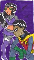 Robin and Nightstar 4