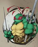 Raph : TMNT (Steven Sanchez)