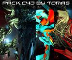 Pack c4d: 65 renders