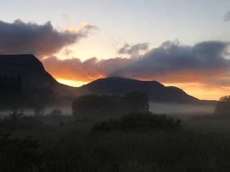 North Wales  by CKballoon