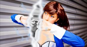 BioShock - Elizabeth - Tear by oOMeroChanOo